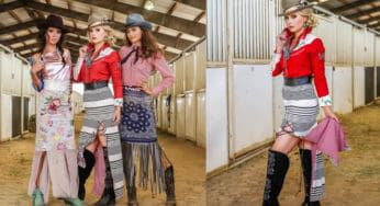 livewire style greeley hatworks miss Macie boots buffalo mercantile cm modeling cowgirl magazine