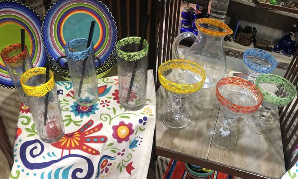 mingle margarita pitcher drink ware glassware drinks margaritas summer splash cowgirl magazine