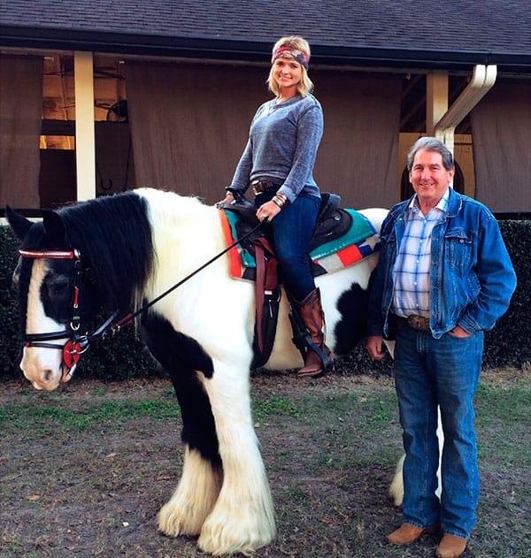 Miranda Lambert Horses Cowgirl Magazine