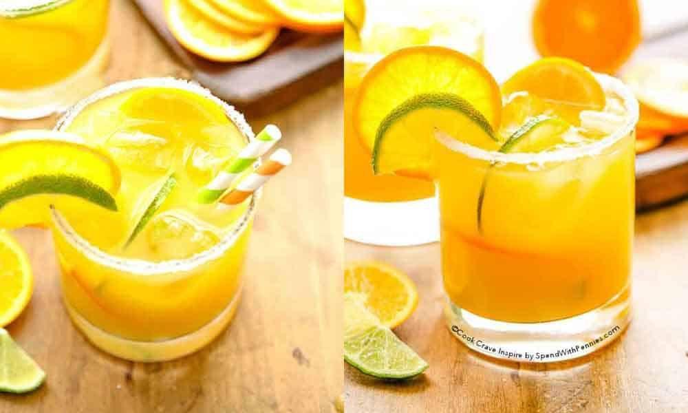 orange sunny margarita cowgirl magazine