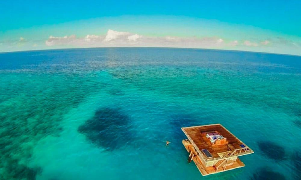 Sea Underwater Vacation Vacations Tropical Resort Cowgirl Magazine