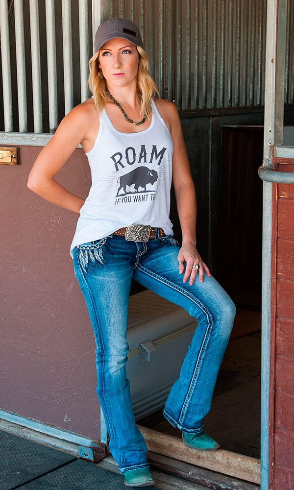 Cowgirl Magazine clothing line western fashion