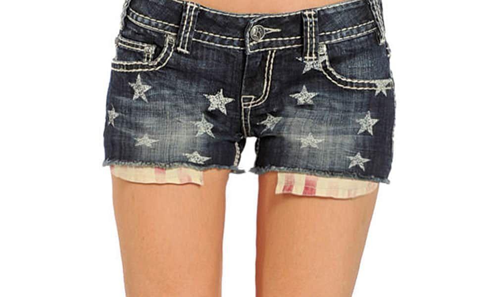 Short Shorts Fashion Style Cowgirl Magazine