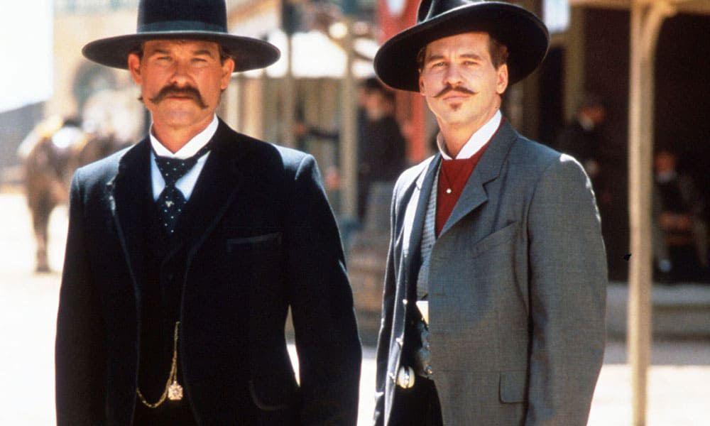 Tombstone film western movie cowgirl magazine