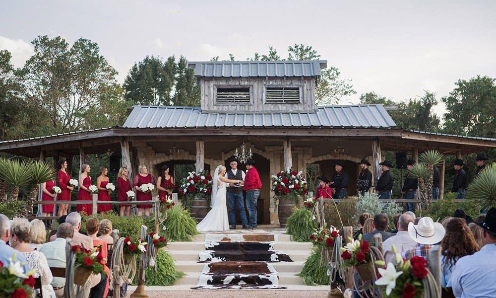 Cowgirl Wedding venues cowgirl magazine