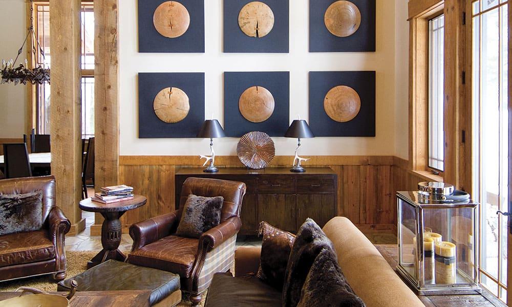 Mountain home cabins lake tahoe cowgirl magazine