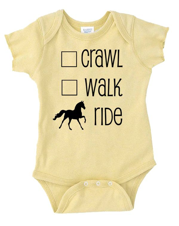 Crawl-walk-ride
