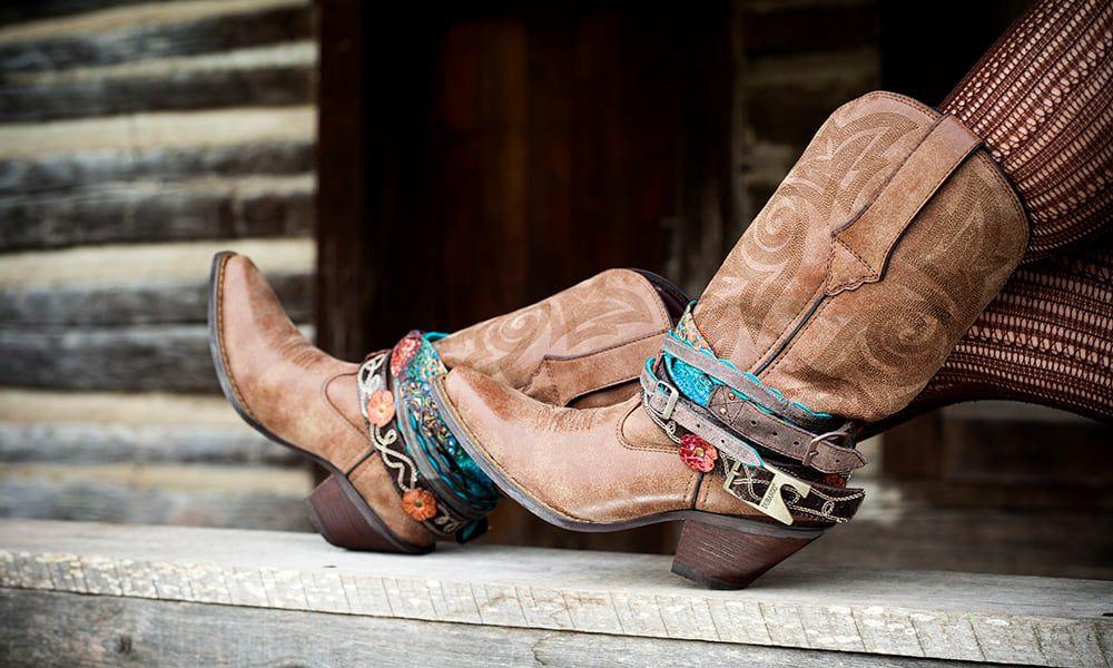 accessorized boots durango cowgirl magazine