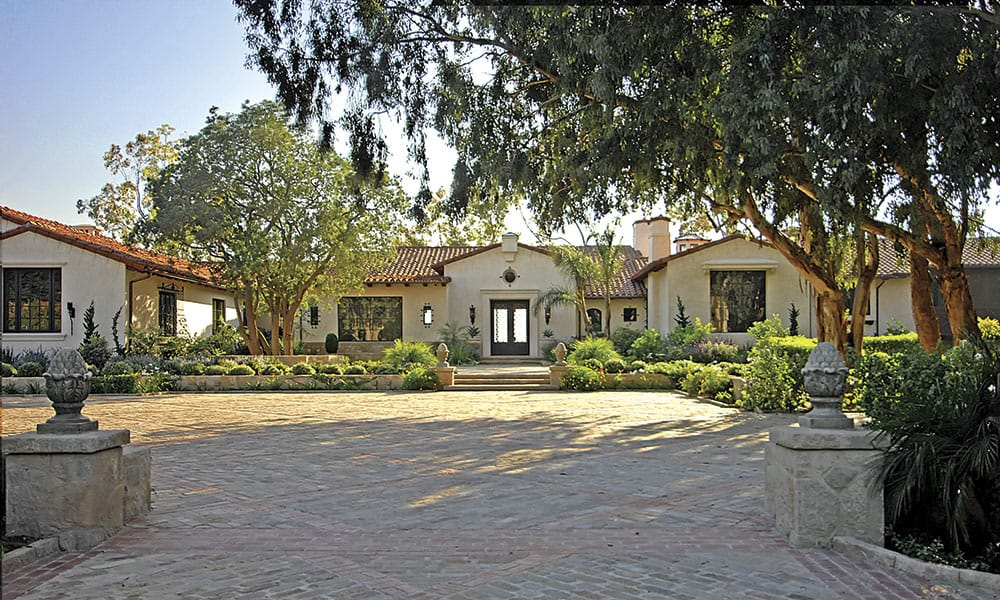 California dream homes cowgirl magazine