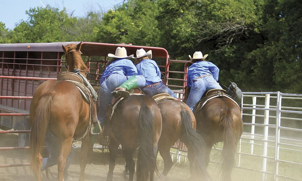 womens ranch rodeo cowgirl magazine