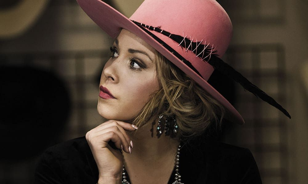 Cowboy hats western fashion cowgirl magazine