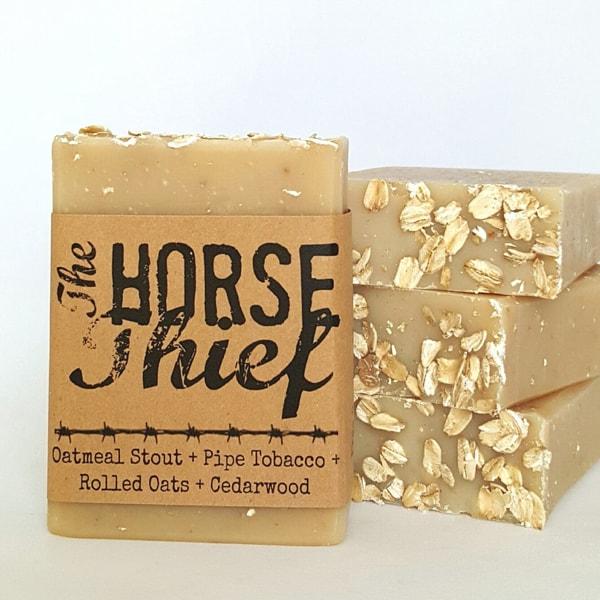 Horse Thief Soap Co. cowgirl magazine