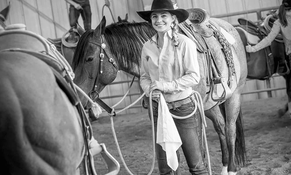 Reata Brannaman Cowgirl Magazine