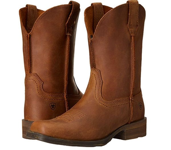 work boots western riding boots cowgirl magazine