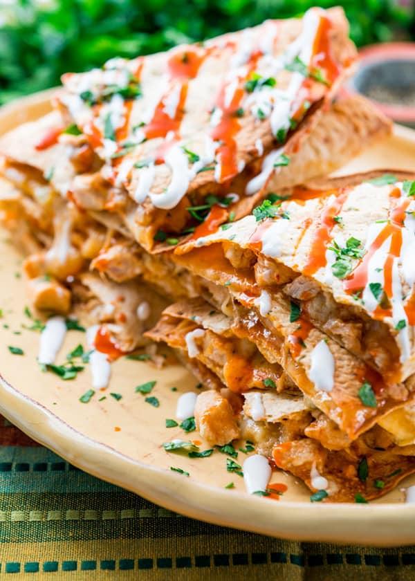 quesadilla recipes cowgirl magazine