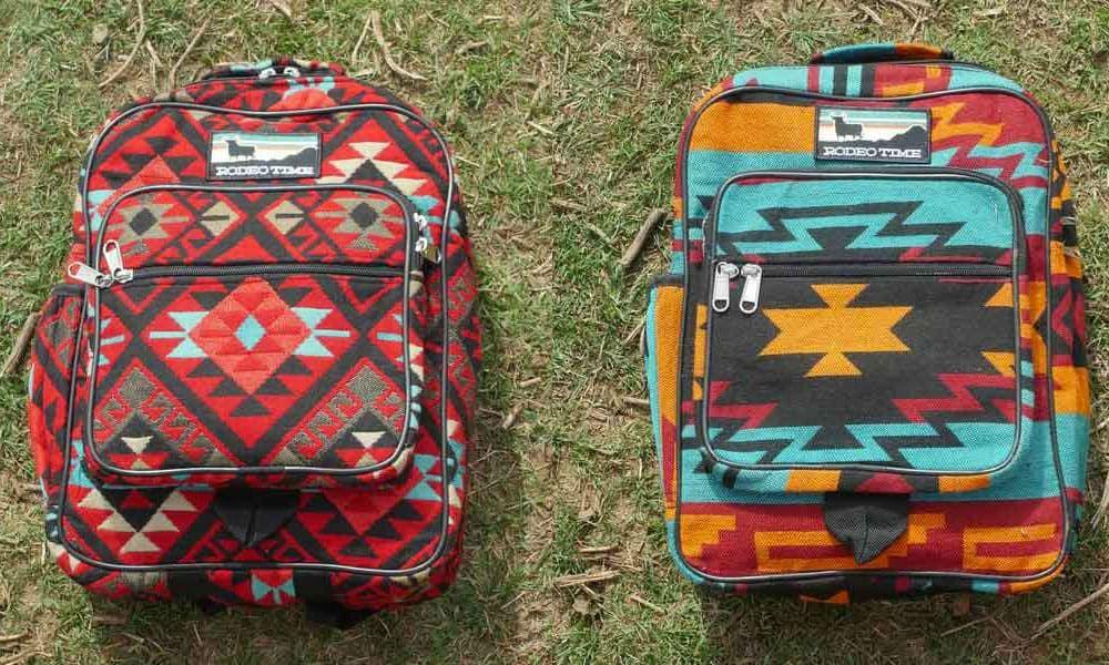 dale brisby backpacks cowgirl magazine