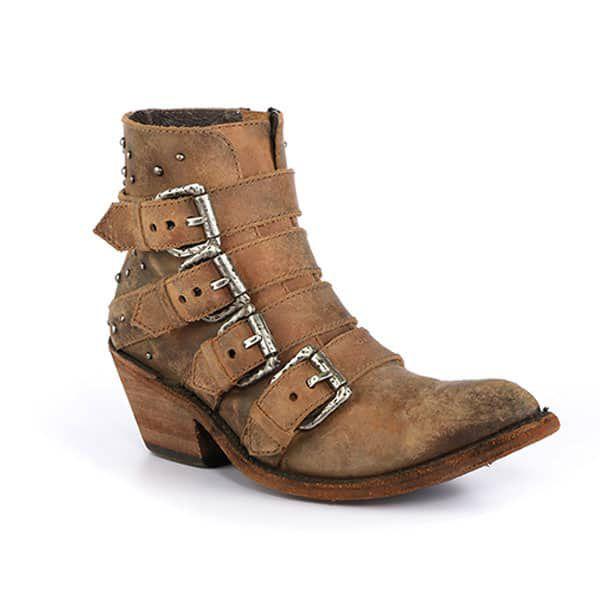 liberty black booties boots cowgirl magazine