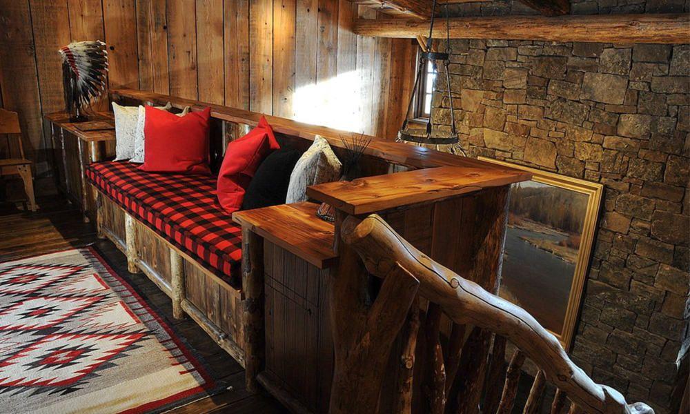 plaid home inspiration