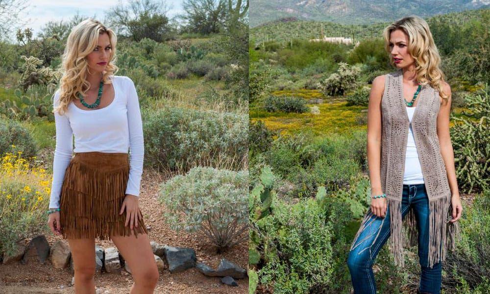 scully leather western wardrobe clothing cowgirl magazine