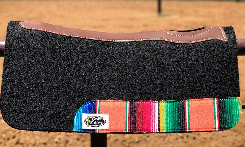 serape saddle pads cowgirl magazine