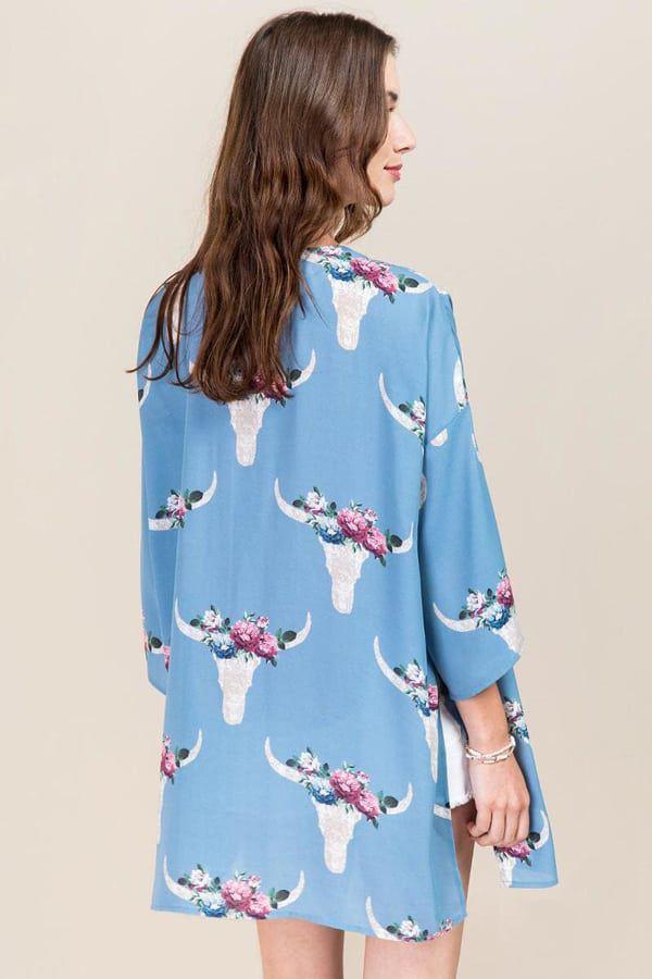steer-skull-kimono