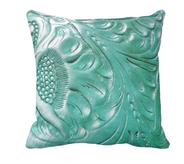 tooled-turquoise-pillow