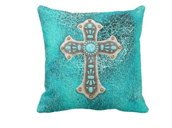 turquoise-cross