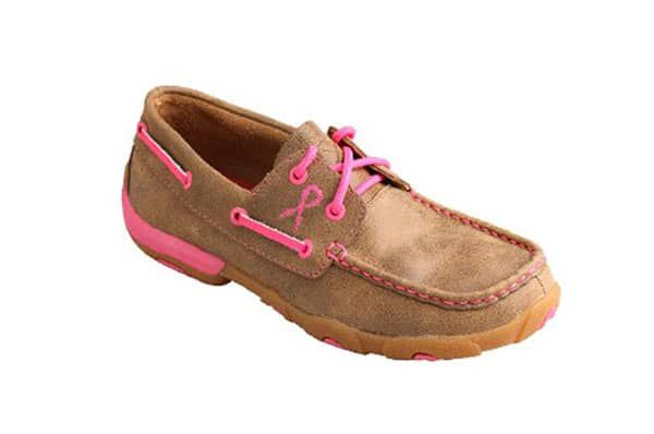 Breast Cancer Awareness Month October Twisted X Moccasins Cowgirl Magazine
