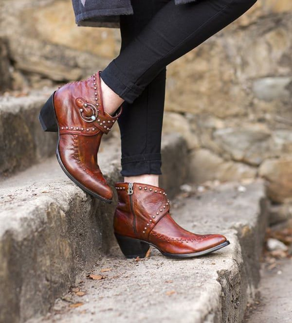 Double D Ranch Boots Booties Cowgirl Magazine