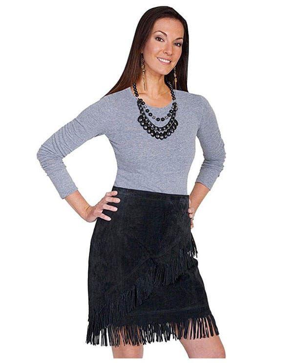 Fringe skirts Western Fashion Cowgirl Magazine