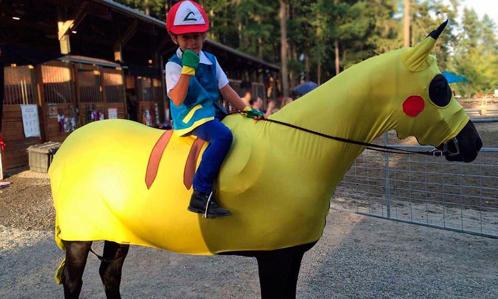 Horse Halloween Costumes Cowgirl Magazine