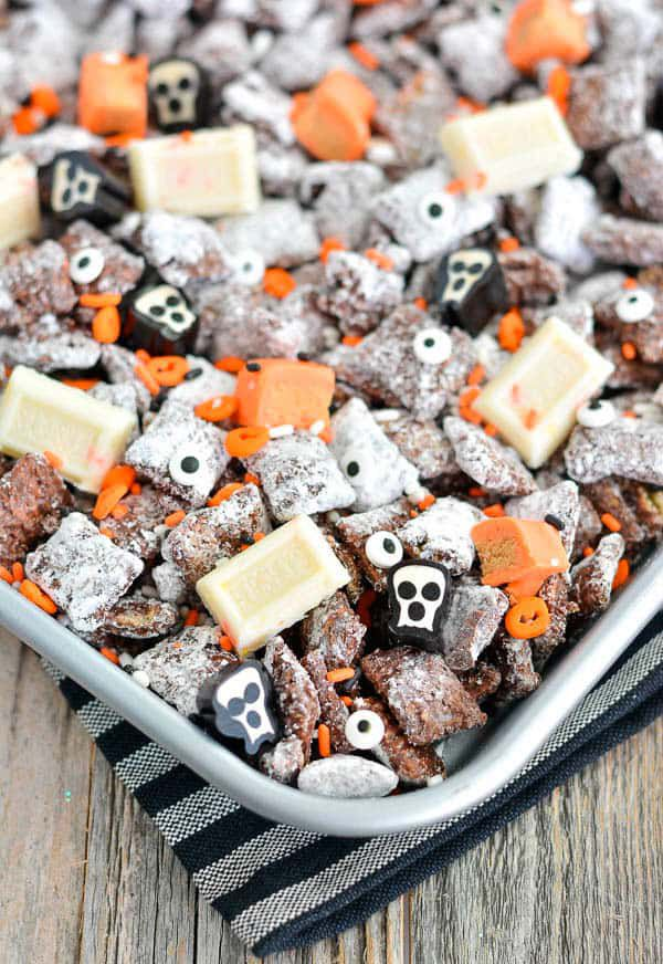 delicious Halloween desserts