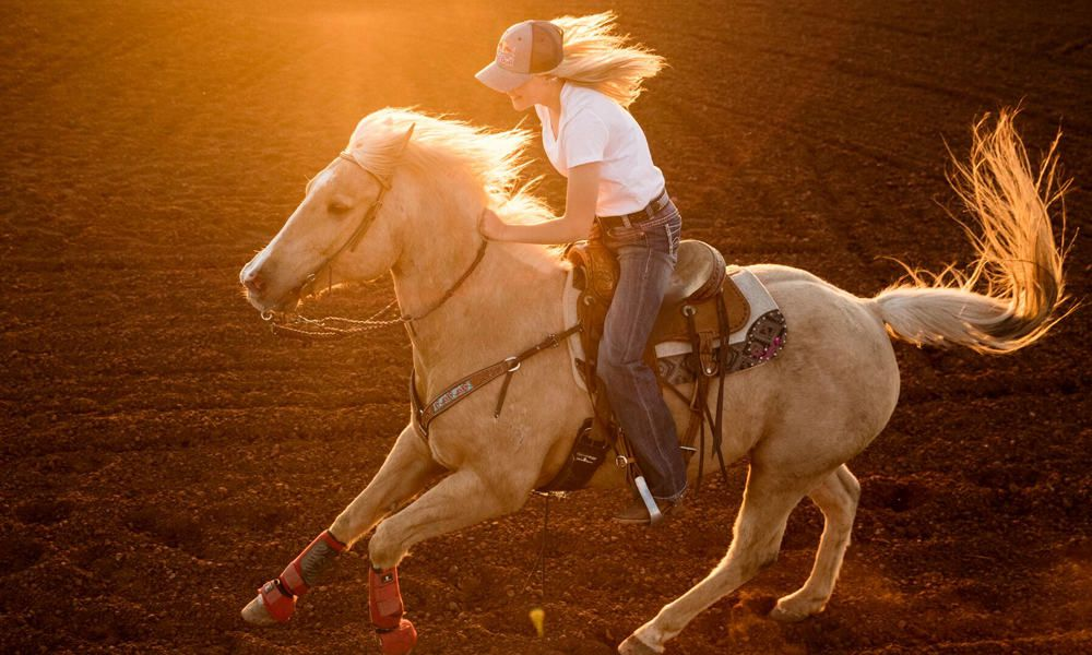 jackie ganter cowgirl magazine