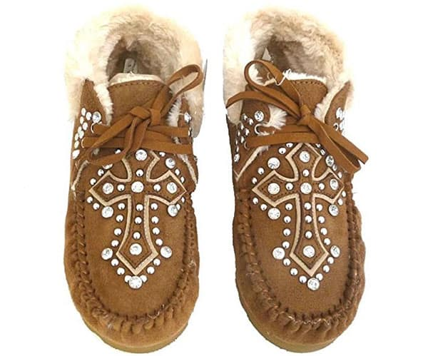 Moccasins Mocs Cowgirl Magazine
