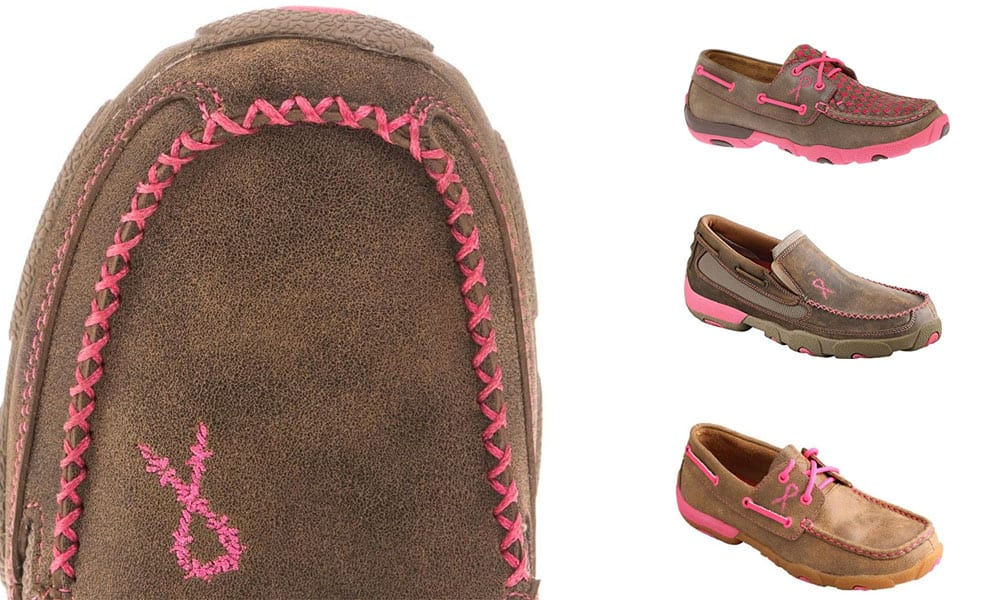 05177b4d8d1b Show Your Support For Breast Cancer Awareness Month With Moccasins By Twisted  X