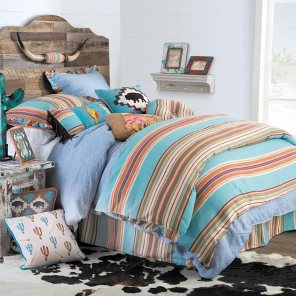 serape-bedding-set