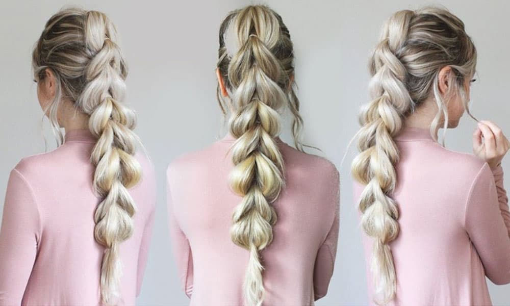 hair hairstyle hairstyles pony tail ponytail pigtail pigtails fishtail braid French braid dutch braid half up half down mullet mullets volume volumized teasing tease teased cowgirl magazine