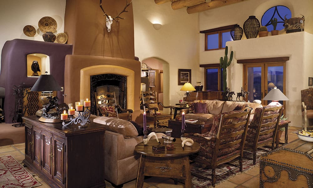 Adobe Residence Adobe Home Cowgirl Magazine