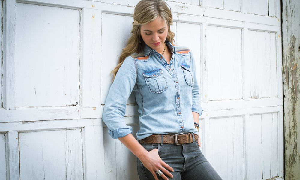 cowgirl magazine embellished