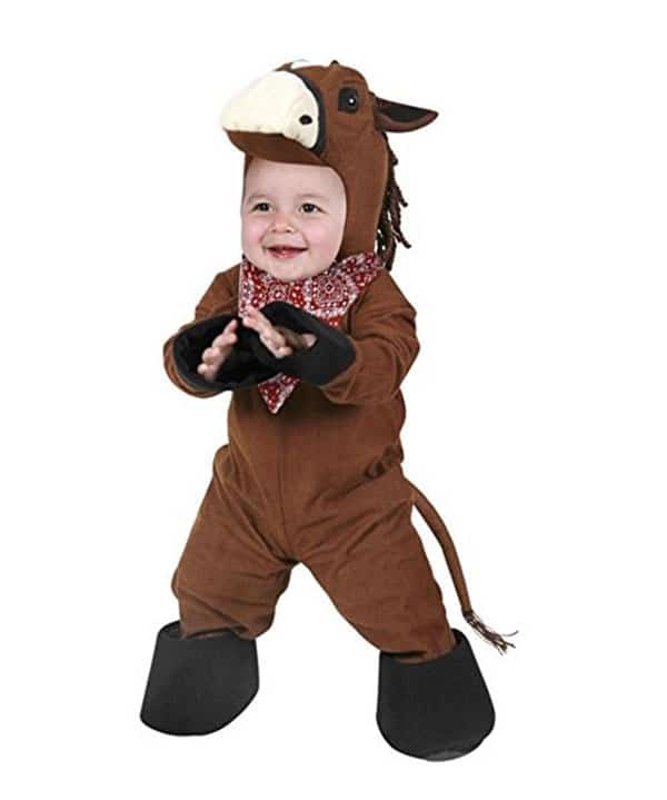 Halloween Horse Costumes Cow kids cowgirl magazine