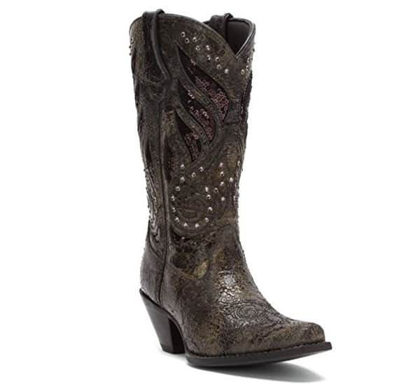 Black boots cowboy boots cowgirl magazine