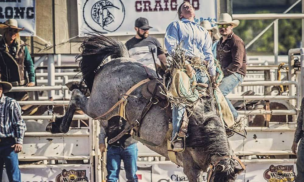 Cowgirls RIDE TV Bronc Riding Cowgirl Magazine