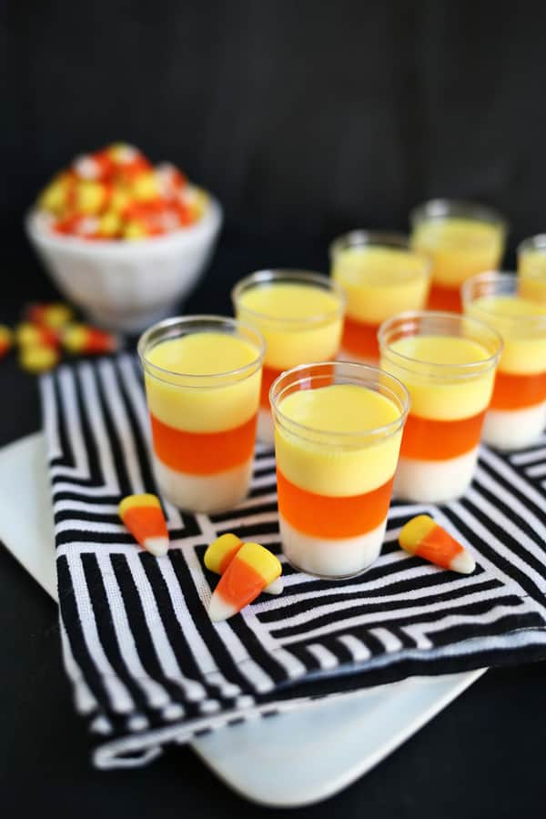 candy corn cocktails cowgirl magazine