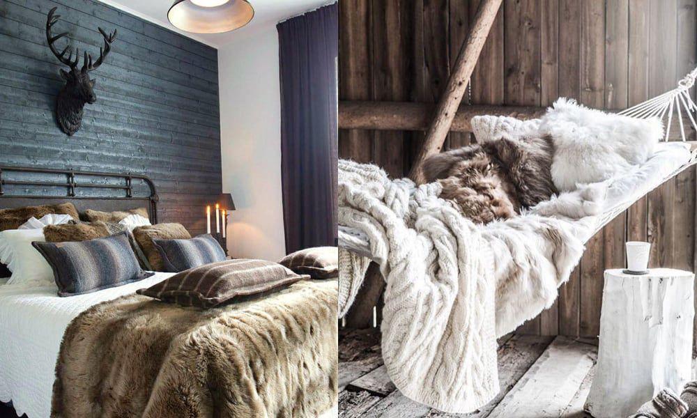 cozy faux fur blankets