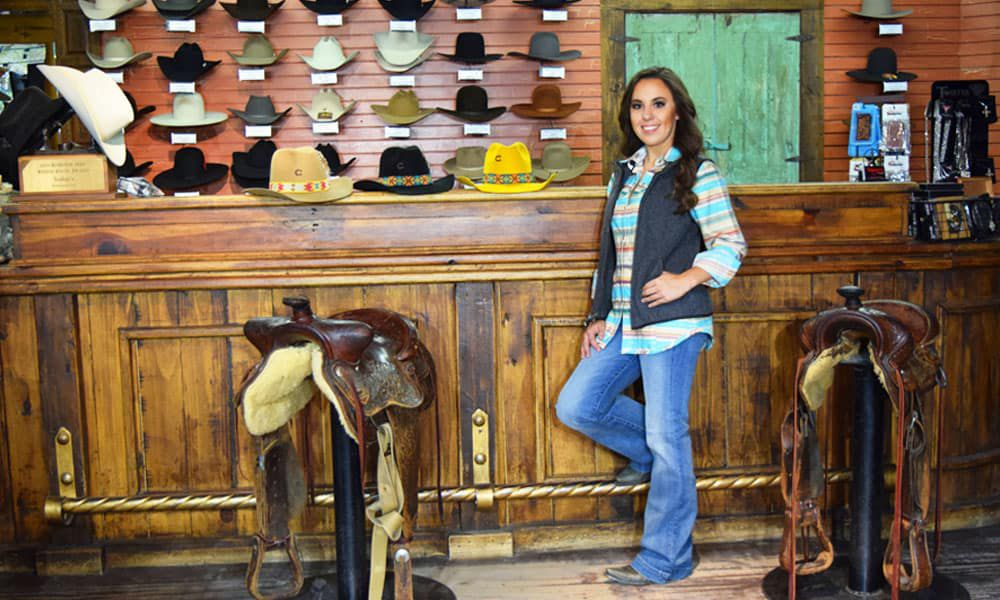 stormy kromer plaid cold weather colder wool vest vests Tasha polizzi sevens seven for all mankind Charlie 1 horse gold digger nobody's baby mustard old gringo double d ranch cowgirl magazine