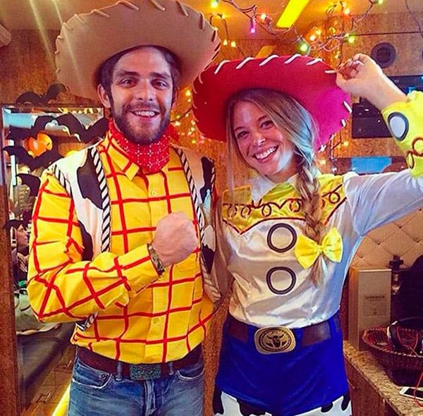 Halloween Country Stars Costumes Country Artists Celebrities Cowgirl Magazine