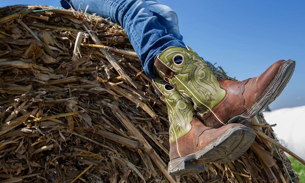 lady rebel durango boots cowgirl magazine