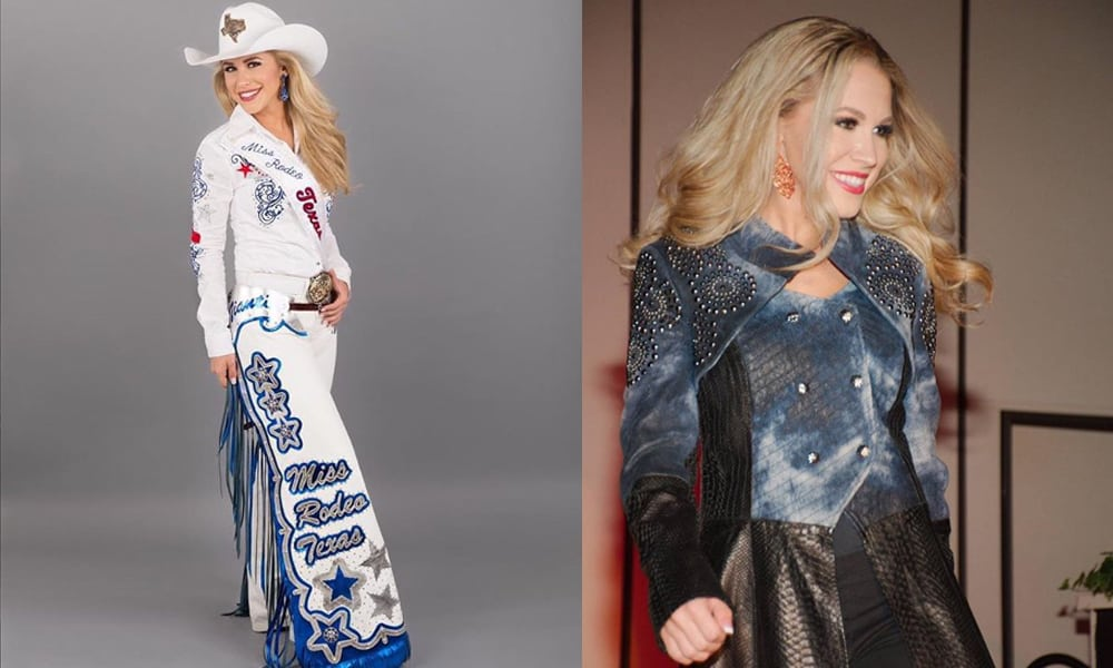 texas miss rodeo texas miss rodeo America rodeo queen cowgirl magazine