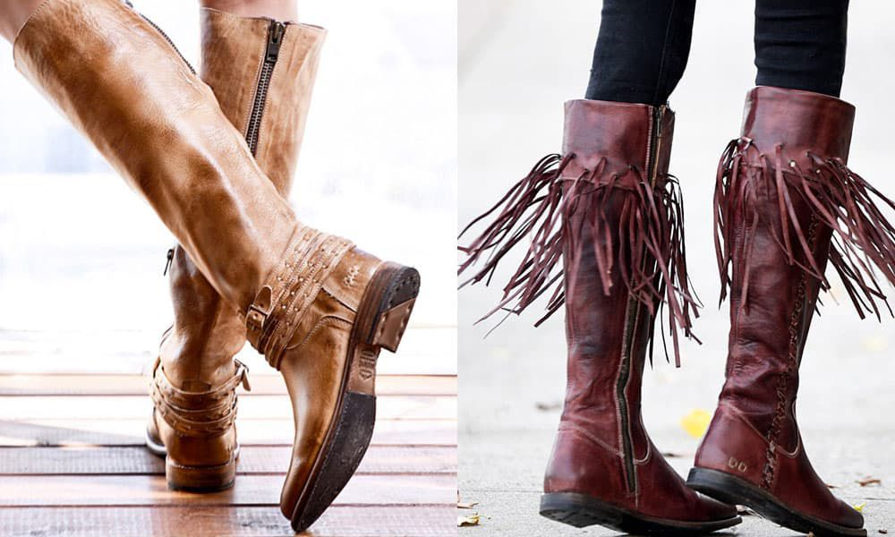 Fall boots from Bedstu