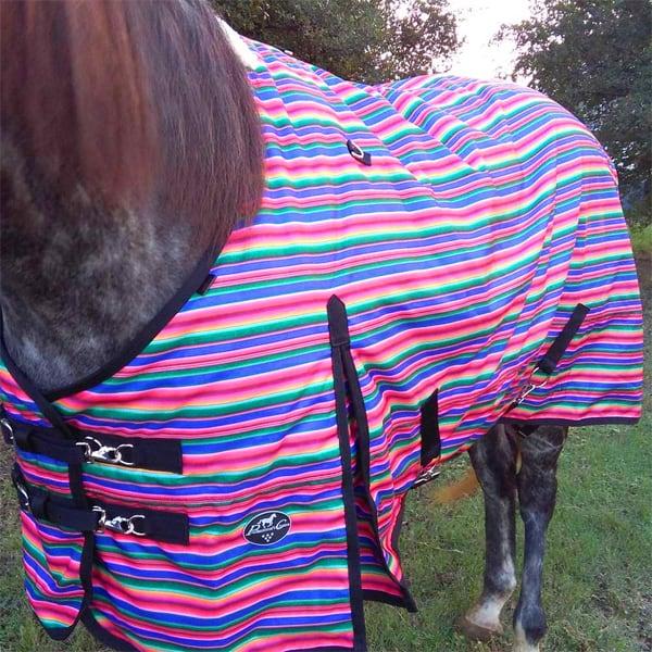 serape professional's choice serape gear boot bag accessory bag trailer door organizer hay bag bell boot splint boot boots rodeo barrel race cowgirl magazine